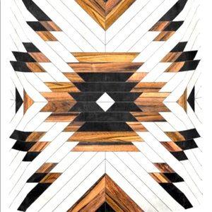 NEW Aztec Society 6 Shower Curtain